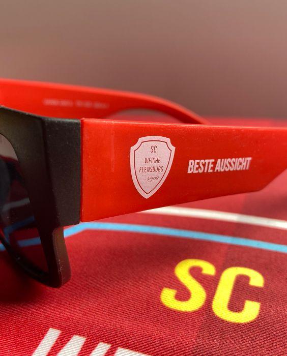 Sonnenbrille detail